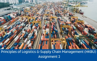 Navigate to assignment help page for Principles of Logistics and Supply Chain Management for Hong Kong students SP5 2017 assignment 2