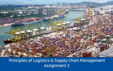 Navigate to assignment help page for Principles of Logistics and Supply Chain Management SP5 2017 assignment 2