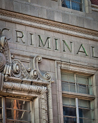 gt8073a, 'criminal courts', CC BY 2.0, Image Source: Flickr