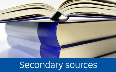 Navigate to Secondary sources page