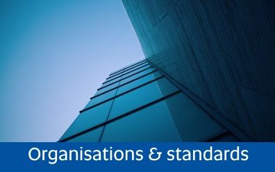Navigate to the Organisations, Standards and Statistics page within this guide