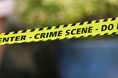 Alan Cleaver, 'Crime Scene', CC BY 2.0, Image Source: Flickr