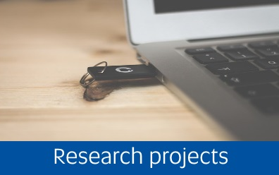 Navigate to Research projects page