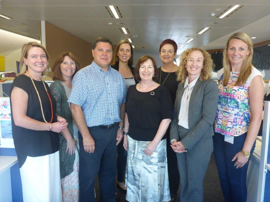 Academic Library Services team -- UniSA Business School's picture