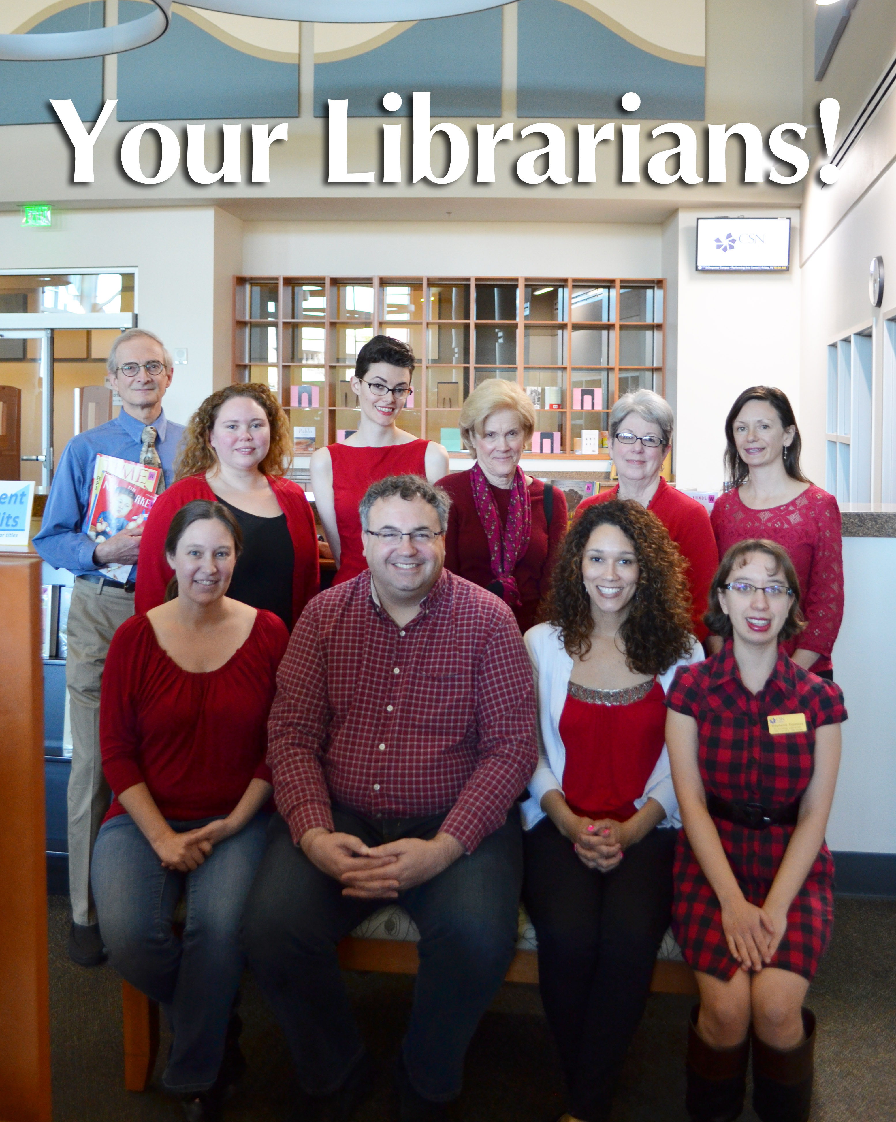 CSN Librarians's picture