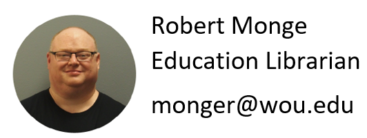 Robert Monge contact information monger@wou.edu