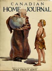 The Canadian Home Journal cover