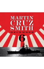 Audiobook cover for December 6 by Martin Cruz Smith