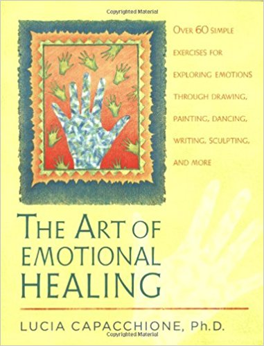 The art of emotional healing book cover