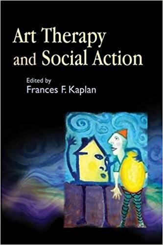 Art therapy and social action book cover