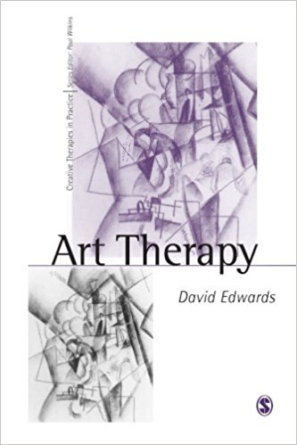 Art therapy book cover