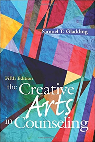 The creative arts in counseling book cover