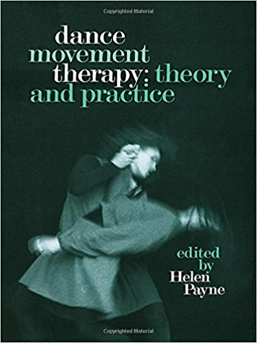 Dance movement therapy book cover