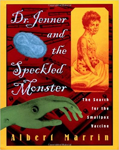 Dr. Jenner and the speckled monster book cover