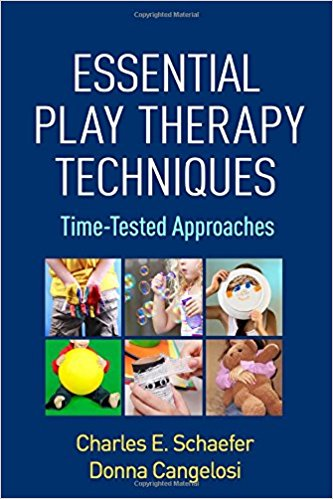 Essential play therapy techniques book cover