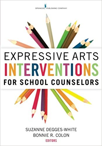 Expressive arts interventions book cover