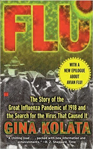 Flu book cover