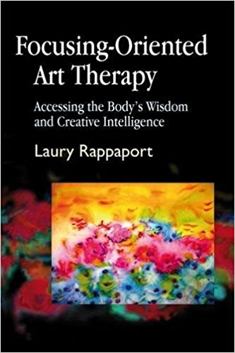 Focusing-oriented art therapy book cover