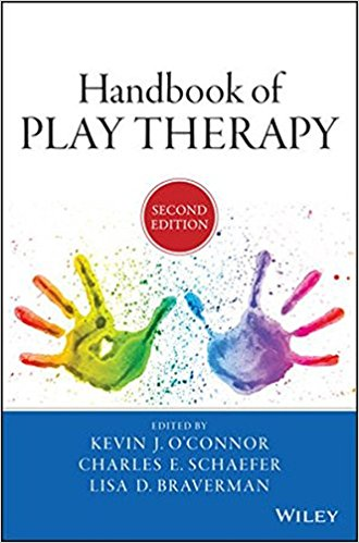 Handbook of play therapy book cover