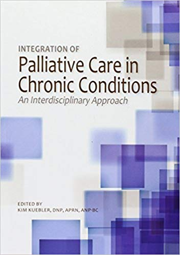 Integration of palliative care