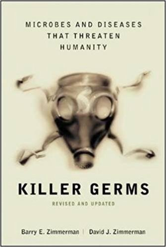 Killer germs book cover