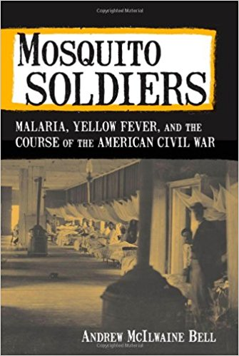 Mosquito soldiers book cover