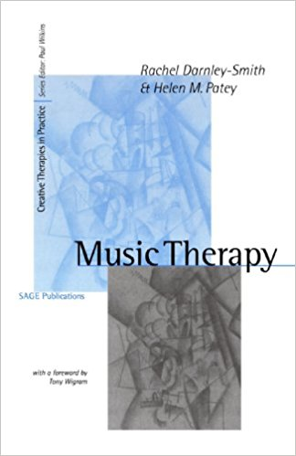 Music therapy book cover