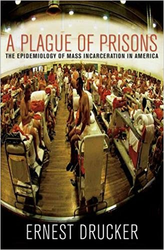 A plague of prisons book cover