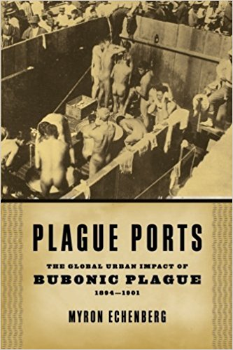 Plauge ports book cover