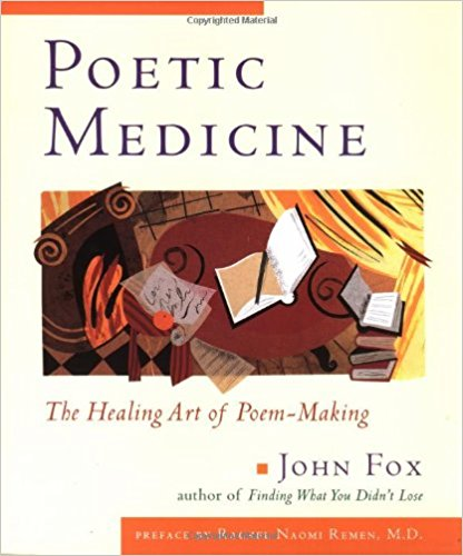 Poetic medicine book cover