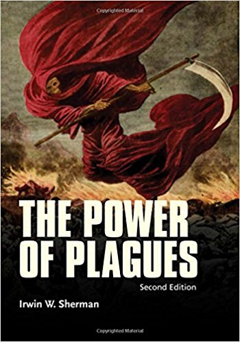 The power of plagues book cover