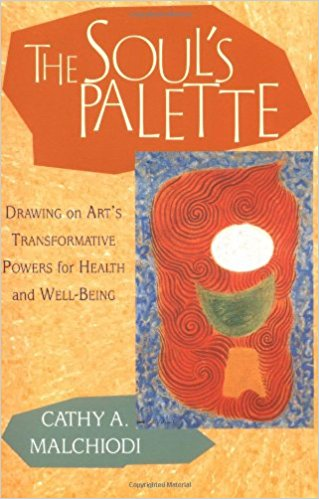The soul's palette book cover