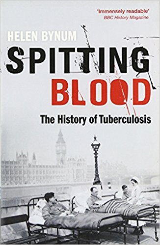 Spittiing blood book cover