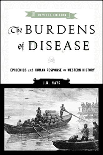 The burdens of disease book cover