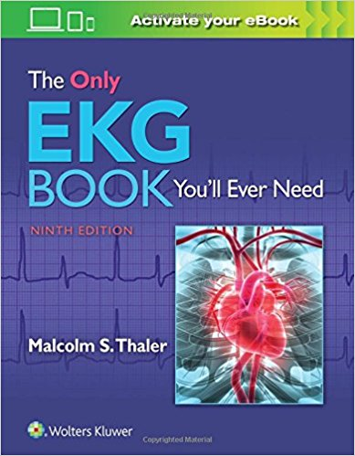 The only EKG book