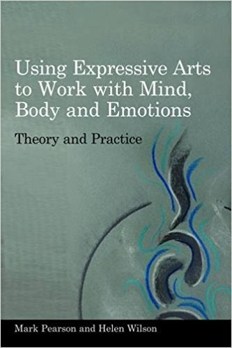 Using expressive arts book cover