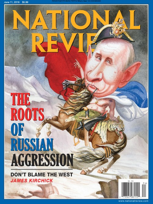 National Review cover