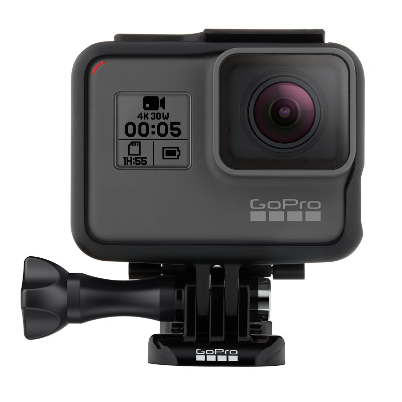Hero 5 Black replacement frame