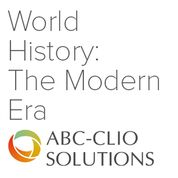 World History: The Modern Era ABC-CLIO