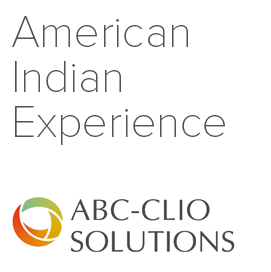 American Indian Experience ABC-CLIO
