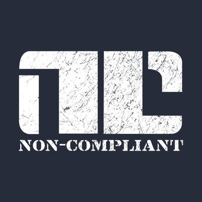 Non-Compliant Logo from Bitch Planet comic