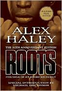 Book Cover of Alex Haley's Roots