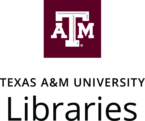 Texas A&M University Libraries Logo