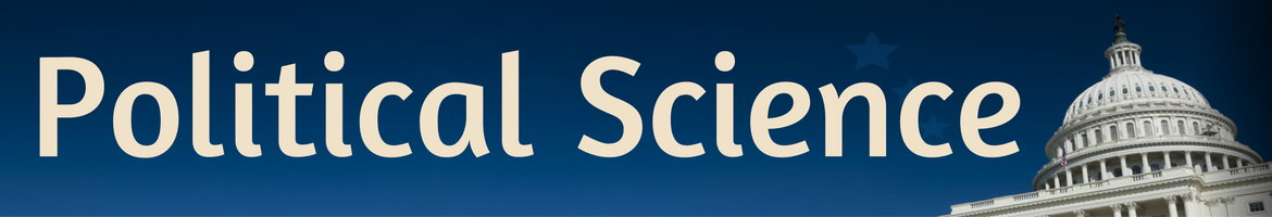 Political Science Header
