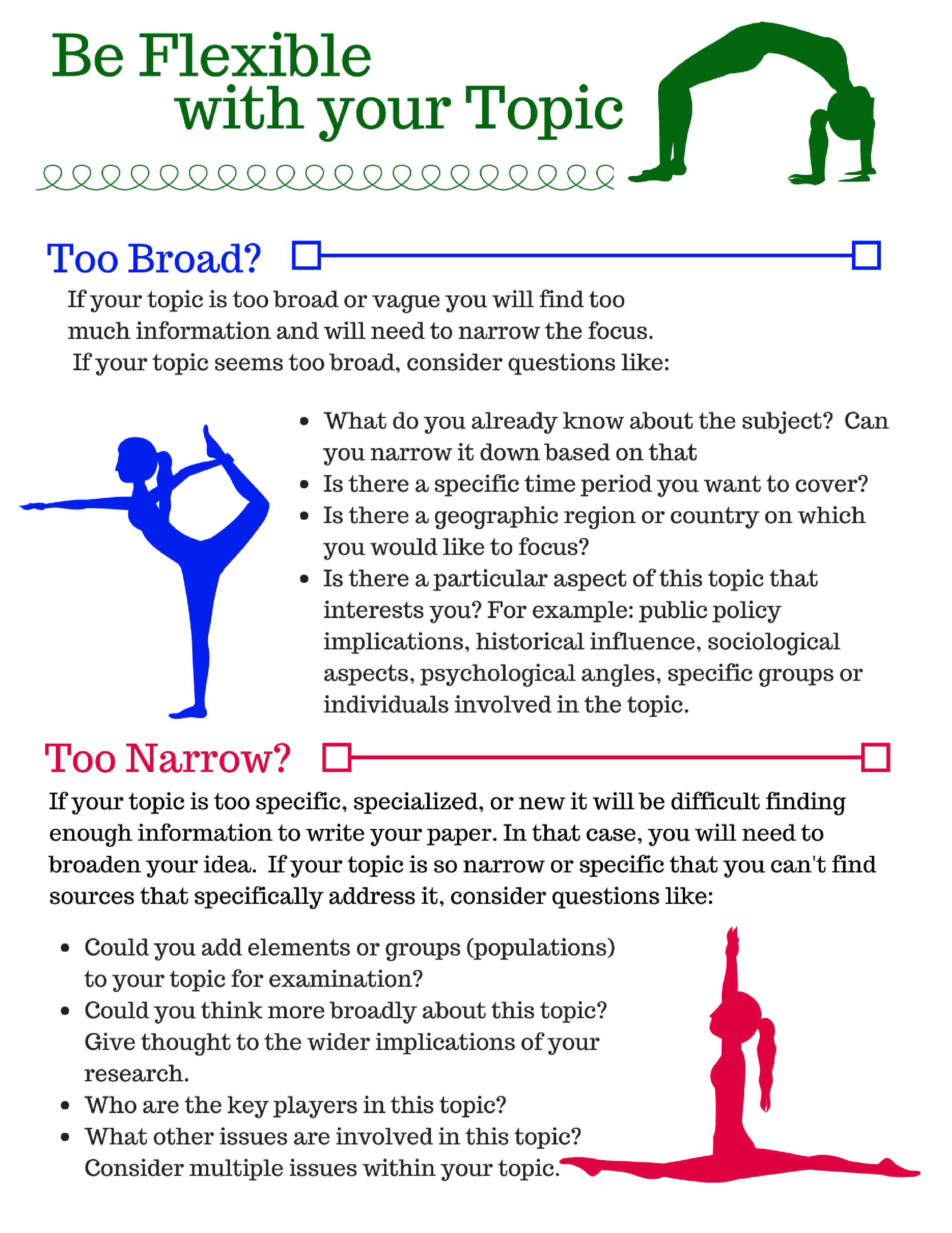 Be Flexible with your Topic infographic transcript below in PDF Documet