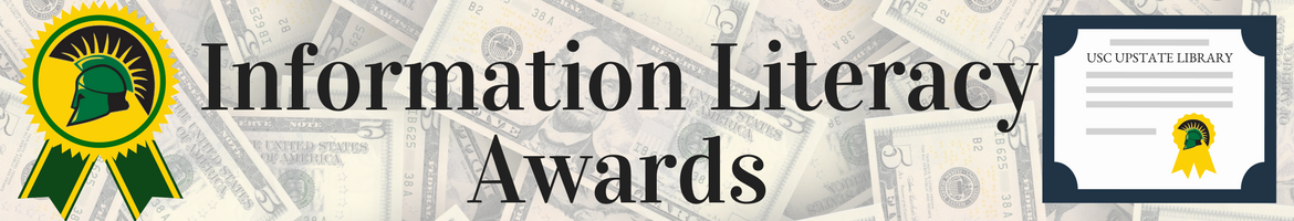 Information LIteracy Award Header