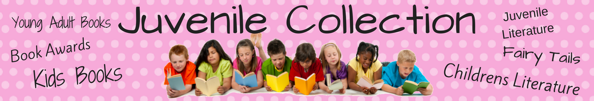 Juvenile Collection Header image - kids reading