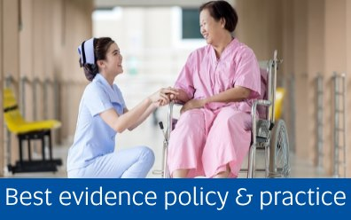Link to Best Evidence Policy and Practice <Image, public domain>