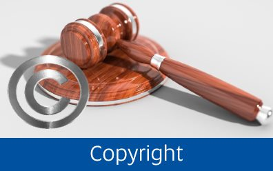 Navigate to the Copyright page