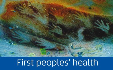 Link to First Peoples' Health <Image, public domain>